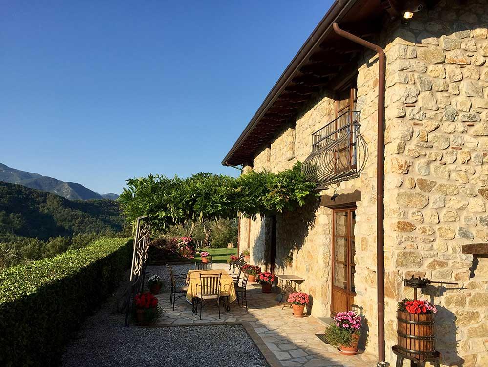 Casa Lucia Tuscany Villa
